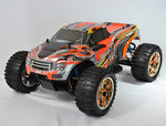 "RC Monstertruck ""HSP Brontosaurus Pro 2"" 1:10 Brushless 2,4Ghz"