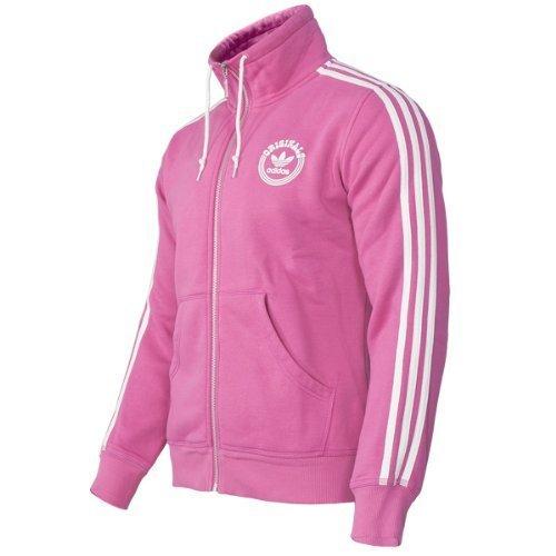 Adidas Firebird S College Damen Jacke, Pink, Gr.34, 36, 38, 40